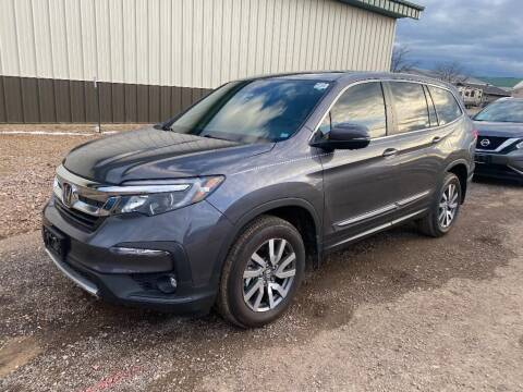 2020 Honda Pilot for sale at FAST LANE AUTOS in Spearfish SD