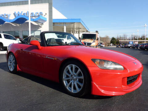 2007 Honda S2000 for sale at RUSTY WALLACE HONDA in Knoxville TN