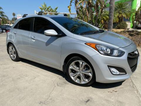 2014 Hyundai Elantra GT for sale at Luxury Auto Lounge in Costa Mesa CA