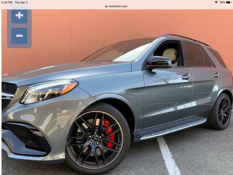 2019 Mercedes-Benz GLE for sale at Dave's Garage Inc in Hampton Beach NH