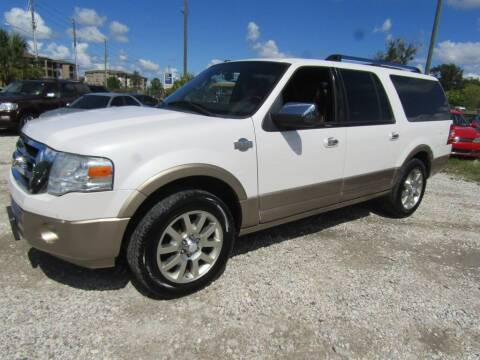 2014 Ford Expedition EL for sale at AUTO EXPRESS ENTERPRISES INC in Orlando FL