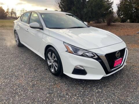 2020 Nissan Altima for sale at Clarkston Auto Sales in Clarkston WA