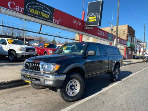2004 Toyota Tacoma for sale at Manny Trucks in Chicago IL