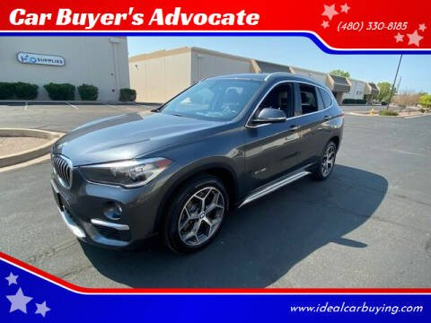 2017 BMW X1 for sale at Car Buyer's Advocate in Phoenix AZ