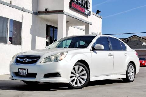 2010 Subaru Legacy for sale at Fastrack Auto Inc in Rosemead CA