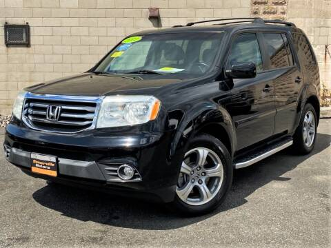 2012 Honda Pilot for sale at Somerville Motors in Somerville MA