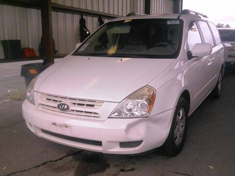 2008 Kia Sedona for sale at Delong Motors in Fredericksburg VA
