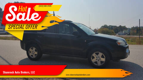 2006 Saturn Vue for sale at Shamrock Auto Brokers, LLC in Belmont NH