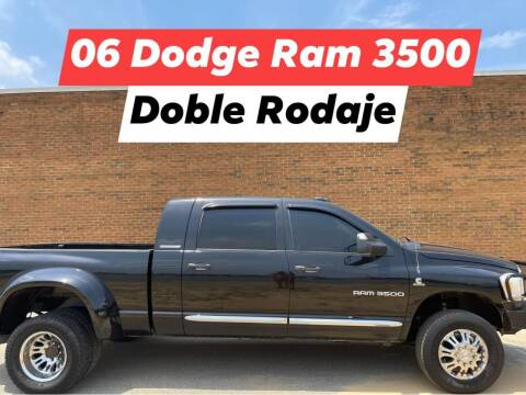 2006 Dodge Ram Pickup 3500 for sale at Gino's Auto Outlet in Fayetteville NC