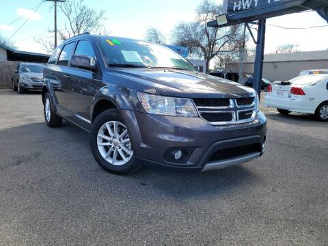 2014 Dodge Journey for sale at Golden Gate Auto Sales in Stockton CA