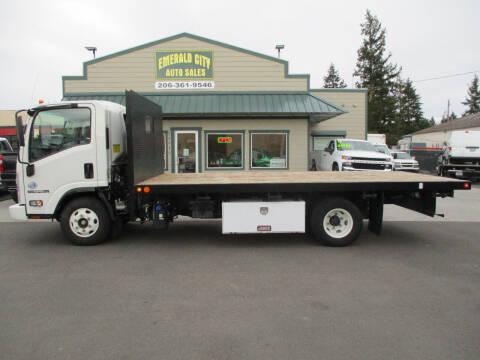 2017 Isuzu NPR for sale at Emerald City Auto Inc in Seattle WA