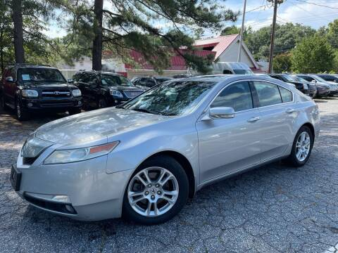 2011 Acura TL for sale at Car Online in Roswell GA