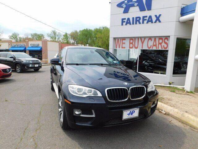 2013 BMW X6 for sale at AP Fairfax in Fairfax VA