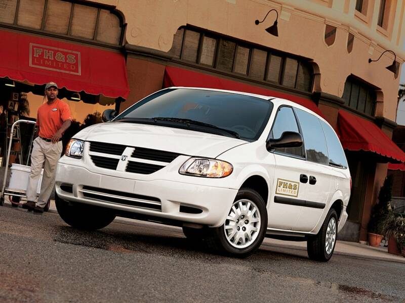 2007 Dodge Grand Caravan for sale at Sundance Chevrolet in Grand Ledge MI