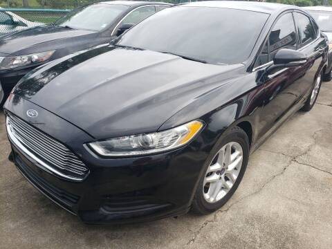 2016 Ford Fusion for sale at Track One Auto Sales in Orlando FL