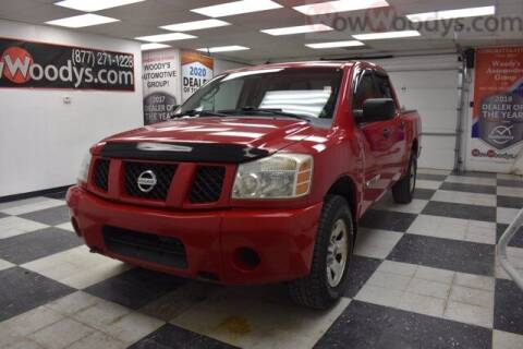 2006 Nissan Titan for sale at WOODY'S AUTOMOTIVE GROUP in Chillicothe MO