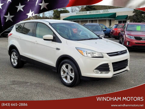 2016 Ford Escape for sale at Windham Motors in Florence SC