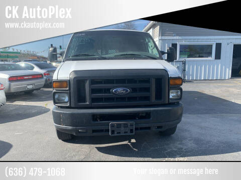 2008 Ford E-Series Cargo for sale at CK AutoPlex in Crystal City MO