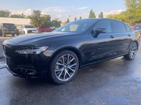 2018 Volvo S90 for sale at Coast to Coast Imports in Fishers IN