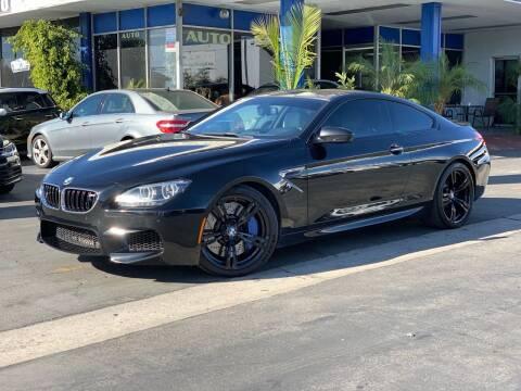 2013 BMW M6 for sale at Euro Zone Auto in Stanton CA