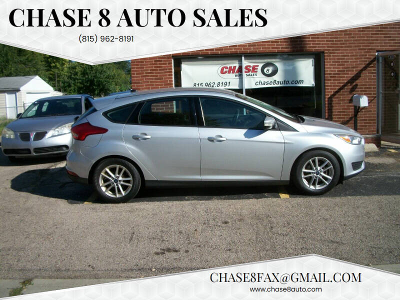 2016 Ford Focus for sale at Chase 8 Auto Sales in Loves Park IL