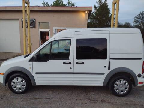 2012 Ford Transit Connect for sale at Sparks Auto Sales Etc in Alexis NC