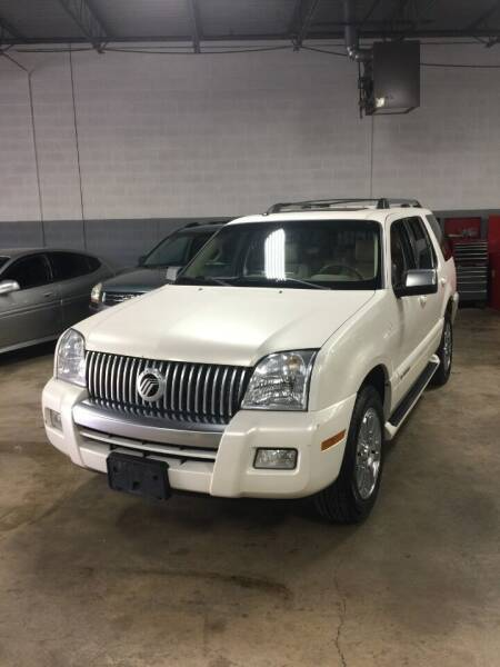 2008 Mercury Mountaineer for sale at Brian's Direct Detail Sales & Service LLC. in Brook Park OH