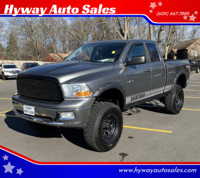 2009 Dodge Ram Pickup 1500 for sale at Hyway Auto Sales in Lumberton NJ