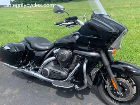 2011 Kawasaki VULCAN VAQUERO for sale at INTEGRITY CYCLES LLC in Columbus OH