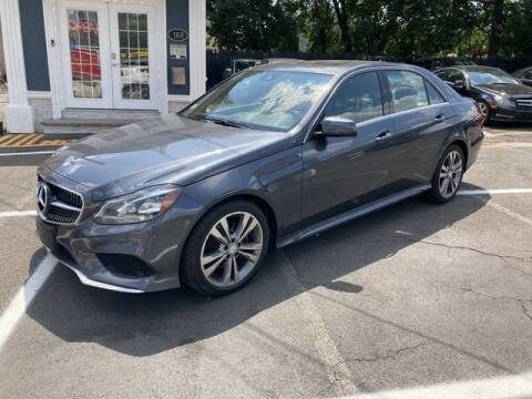 2016 Mercedes-Benz E-Class for sale at QUALITY AUTOS in Newfoundland NJ