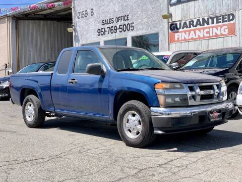 2006 Isuzu i-Series for sale at Auto Source in Banning CA