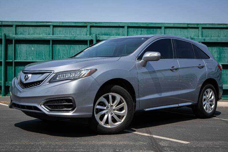 2016 Acura RDX for sale at 605 Auto  Inc. in Bellflower CA