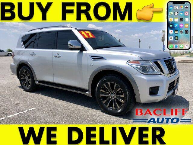 2017 Nissan Armada for sale in Bacliff, TX