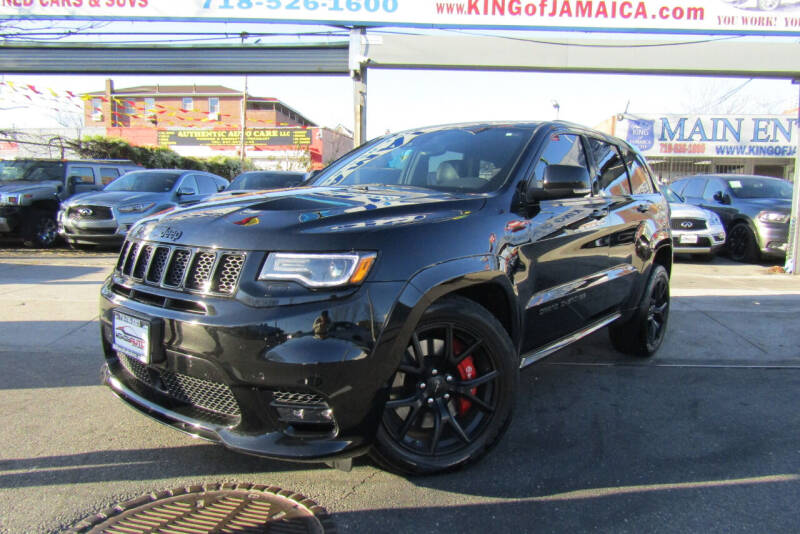 2019 Jeep Grand Cherokee for sale at MIKEY AUTO INC in Hollis NY