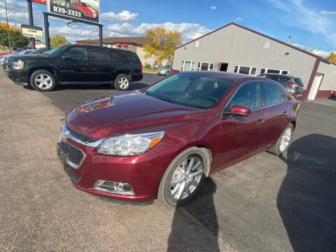 2016 Chevrolet Malibu Limited for sale at Hill Motors in Ortonville MN