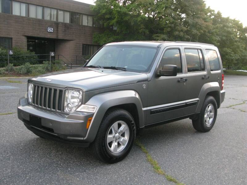 2012 Jeep Liberty for sale at The Car Vault in Holliston MA