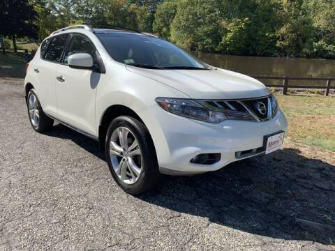 2011 Nissan Murano for sale at Matrix Autoworks in Nashua NH