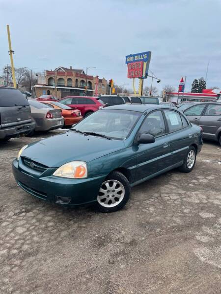 2003 Kia Rio for sale at Big Bills in Milwaukee WI