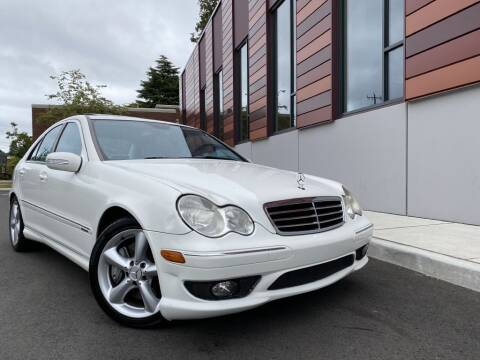 2005 Mercedes-Benz C-Class for sale at DAILY DEALS AUTO SALES in Seattle WA