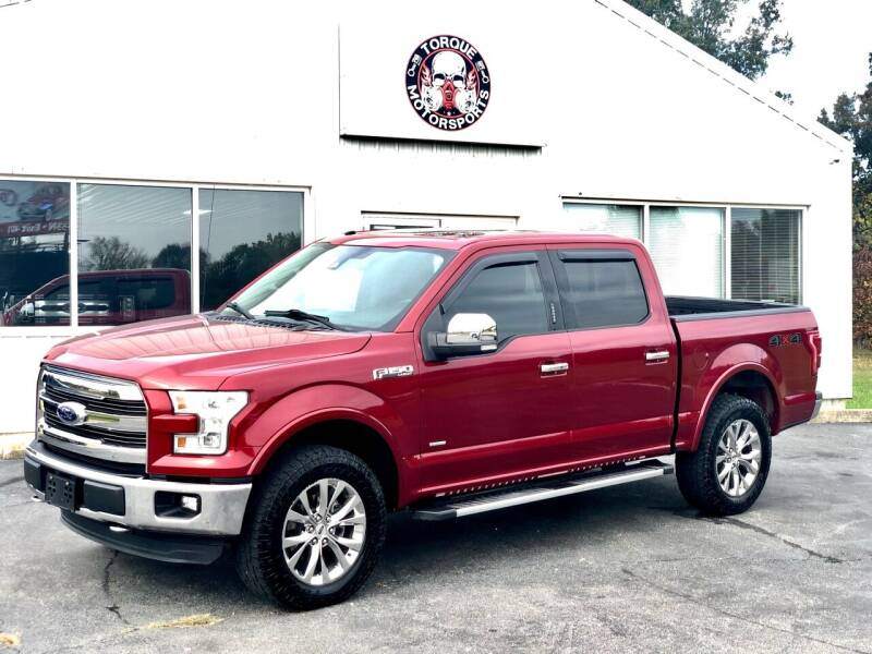 2016 Ford F-150 for sale at Torque Motorsports in Rolla MO