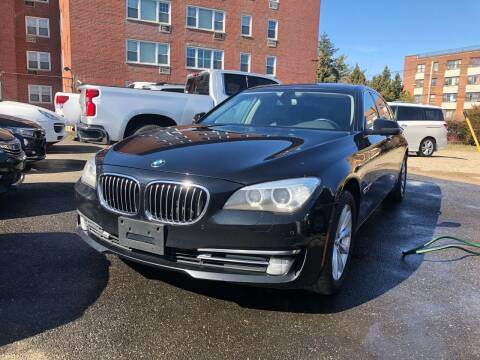 2015 BMW 7 Series for sale at OFIER AUTO SALES in Freeport NY