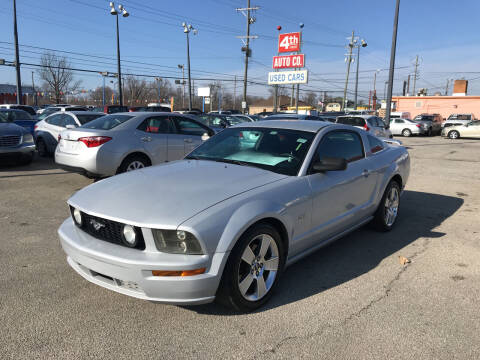 2006 Ford Mustang for sale at 4th Street Auto in Louisville KY