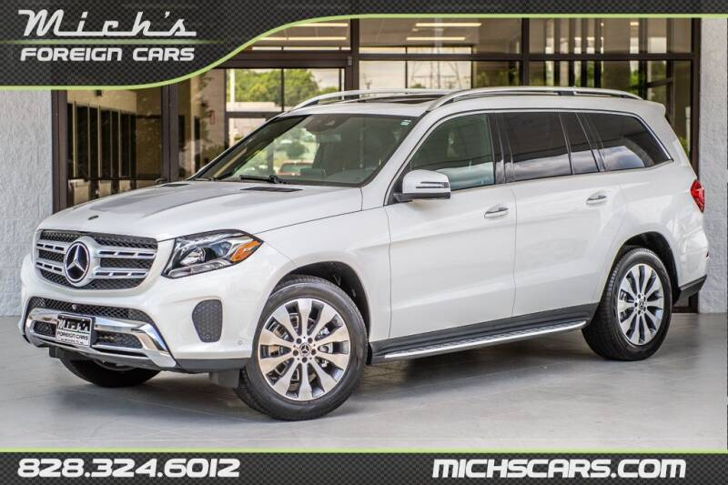 2018 Mercedes-Benz GLS for sale at Mich's Foreign Cars in Hickory NC