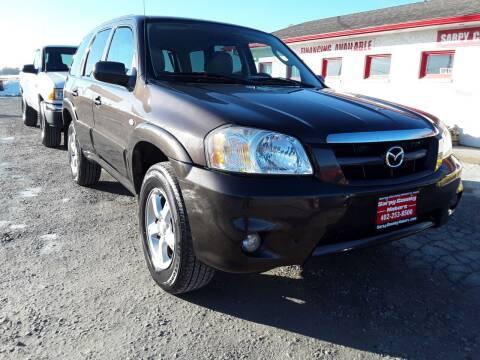 2006 Mazda Tribute for sale at Sarpy County Motors in Springfield NE