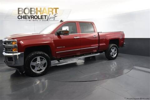 2019 Chevrolet Silverado 2500HD for sale at BOB HART CHEVROLET in Vinita OK