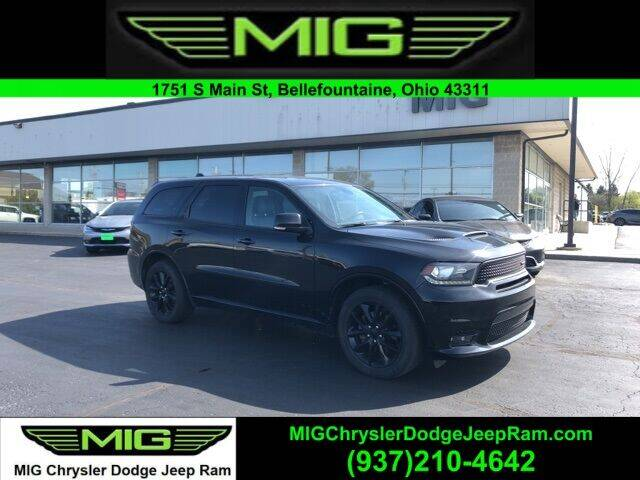 2018 Dodge Durango for sale in Bellefontaine, OH