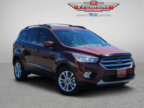 2018 Ford Escape for sale at Rocky Mountain Commercial Trucks in Casper WY