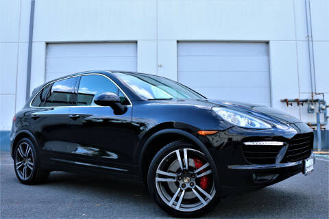 2011 Porsche Cayenne for sale at Chantilly Auto Sales in Chantilly VA