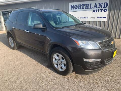 2017 Chevrolet Traverse for sale at Northland Auto in Humboldt IA