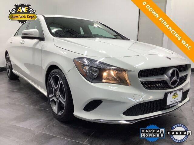2018 Mercedes-Benz CLA for sale in Carrollton, TX
